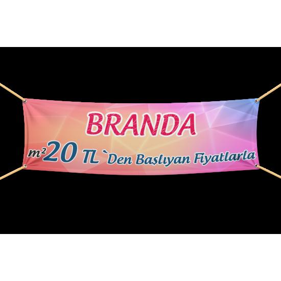 Branda Baskı